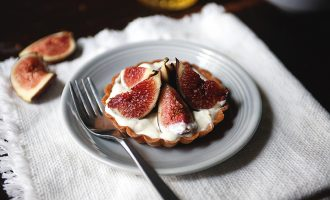 Gourmet tip: Dezerty z čerstvých fíků