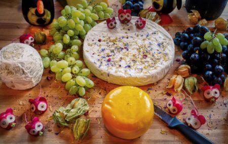 Ukázkový cheese board