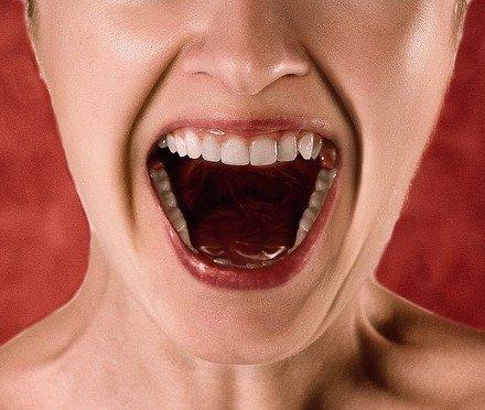 křikem ku zdraví