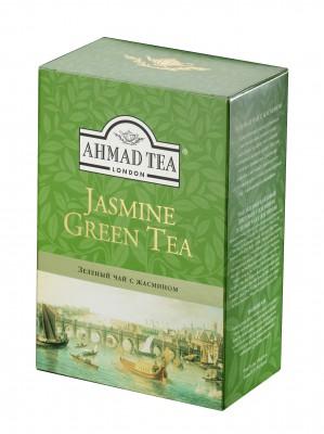 Jasmínový zelený čaj Ahmad tea