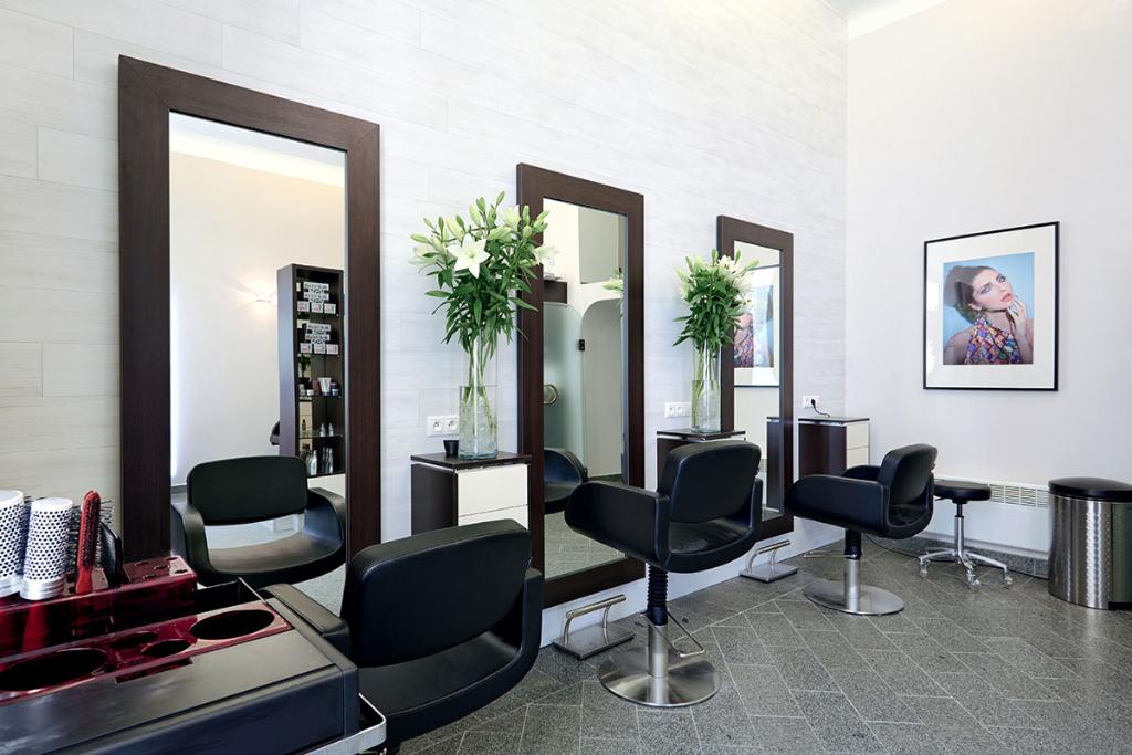 Nově otevřený Salon Papilio Prague
