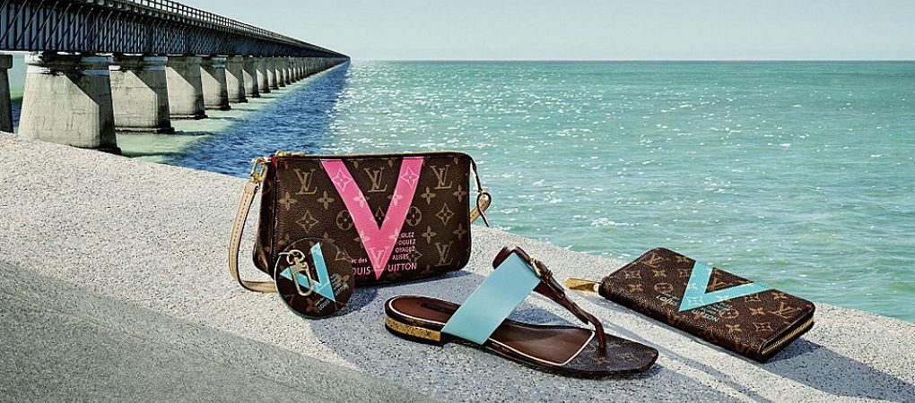 Letní limitka Louis Vuitton
